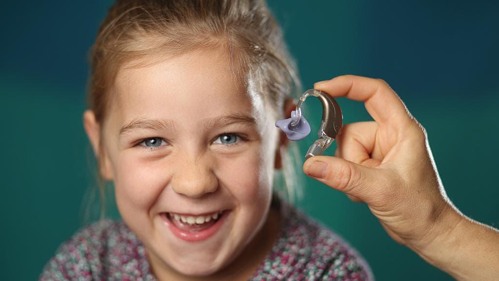 дитячі слухові апарати
